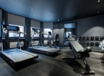 The Franklin - 2m Fitness Center